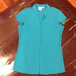 $6 with purchase!  Cap Sleeve Blouse